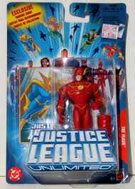 justice league unlimited dc mattel justice league unlimited the flash barry allen action