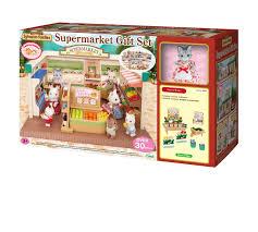 Sylvanian Families SupermarketGiftSet Store Petit - Sylvanian families luxury living room set