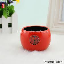 Wedding Gift Japanese Japanese Wind Ceramic Red Suit Kung Fu Tea Cup Teapot Korean