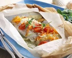 poisson facile à cuisiner recette papillote de poisson à la provencale facile rapide