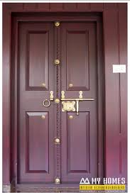 House Front Door Design Kerala Style