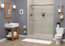 Shower And Bath Acrylic Bath Shower And Bathroom Renovation And Remodel Bath