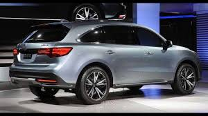 hybrid acura new release date 2018 acura mdx sport hybrid suv youtube