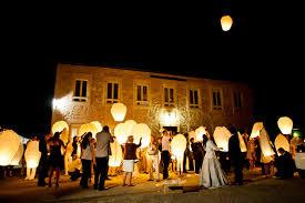 lanterne chinoise mariage lâcher de lanternes thaïlandaise sebastien ceresuela dj