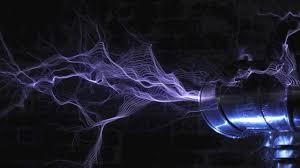 tesla coil tesla coil lightning viewed in matrix style bullet time