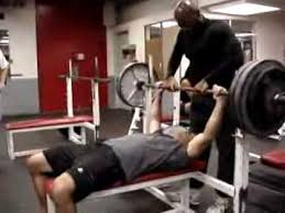 How To Bench Press Alone - bench press accident youtube