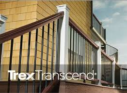 Banisters And Handrails Deck Railing Systems Composite Outdoor Deck Railing Trex