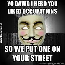 Anonymous Meme - yo dawg anonymous meme