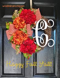 fall grapevine wreath fall wreath autumn wreath winter