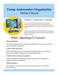 how to take an online class online classes youngambassadors