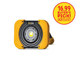 Workzone Rechargeable Led Work Light Aldi Usa Specials Archive