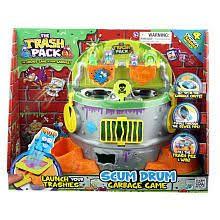 trash pack metallic garbage truck moose toys toys