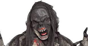 King Kong Halloween Costume Burnt Zombie Child Halloween Costume Massive Backlash