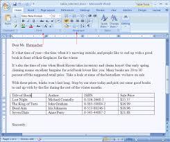 table tools design tab word 2007 contextual tabs