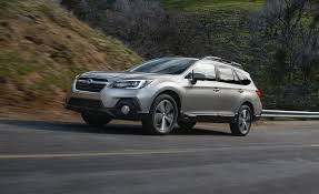 subaru outback touring blue 2018 subaru outback photos and info news car and driver