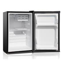2 4 cu ft compact refrigeration fresh food longer midea