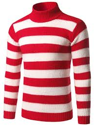 cardigans sweaters 3xl turtleneck striped texture sweater