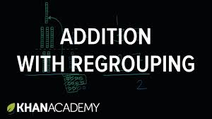 addition with regrouping addition and subtraction within 100