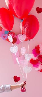 heart balloon bouquet heart doily balloons design improvised