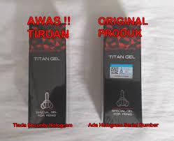 titan gel original kuat keras tahan lama tambah saiz zakar