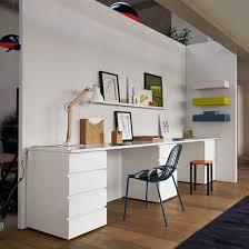 bureaux blancs chaise métal bop lot de 2 bureau bureaux blancs et pointes