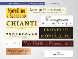 What Do The Colors Of The Italian Flag Mean How To Read Italian Wine Labels Wine Folly