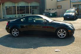 2003 infiniti g35 black sport coupe sale