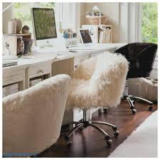 faux fur desk chair white fluffy desk chair faux desk chair white fluffy office chair