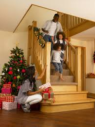 Christmas Decoration For Entrance by Let Your Hallway Make An Entrance This Christmas Dot Com Women