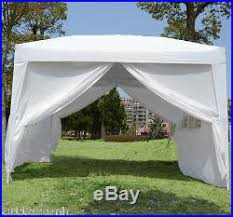 Easy Up Awnings Patio Awnings Canopies And Tents 10x10ft