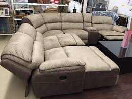 Chaise Lounge Recliner Modular Lounge With Recliner And Sofa Bed Brokeasshome Com