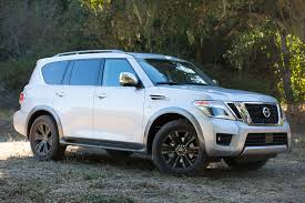 nissan armada brake issues 2017 nissan armada first drive automobile magazine