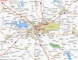 sc map map of columbia sc