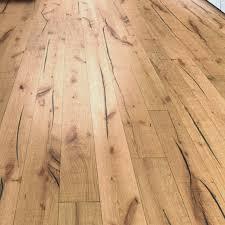 Distressed Engineered Wood Flooring 15mm Emperor Distressed Natural Oak Engineered Wood Flooring