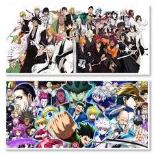 hunter x hunter bleach vs hunter x hunter anime amino