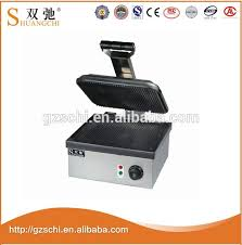 Commercial Sandwich Toaster Oven Cooking Equipment Conveyor Toaster Oven Electric Nine Toast