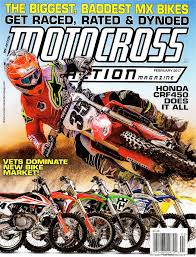 jgr racing motocross motocross action magazine mxa weekend news round up the whole