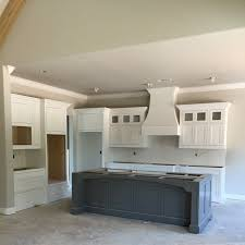 what color kitchen cabinets go with agreeable gray walls design details of our new home and paint colors our