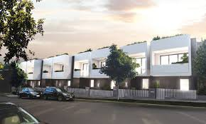 atrium beaconsfield one of a kind luxury terrace homes off the