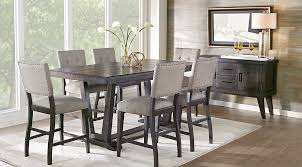 Dining Room Sets Suites  Furniture Collections - Black dining room sets