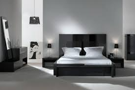 chambre noir et blanc design déco noir et blanc chambre à coucher 25 exemples élégants bedrooms