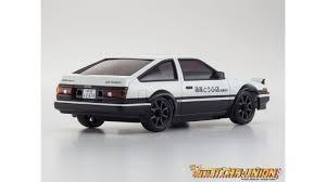 toyota mini car kyosho mini z ma020 sports 4wd toyota trueno ae86 kt19 initial d