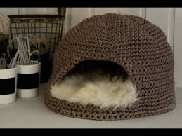 knitting pattern cat cave episode 1 how to make crochet house for cat all diagrams you can
