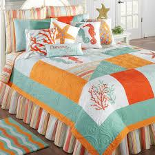 key coastal patchwork quilt bedding