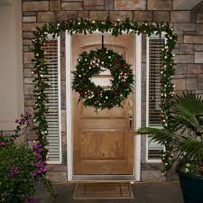 decorating beauteous wreath front door inspiration