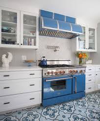 white kitchen with long island kitchens pinterest gorgeous bluestar ovens and a contest via kitchen designs by ken