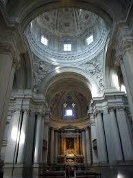 italian baroque architecture cortona santi luca e martina 1634