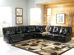 Durablend Leather Sofa Sectional Signature Design By Ashley Vincenzo Leather Match 2