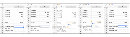 Setting Up A Budget Spreadsheet 10 Easy Steps To Creating A Budget Spreadsheet