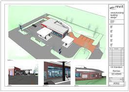 gas station floor plans revit gas station petrol station autodesk community revit products